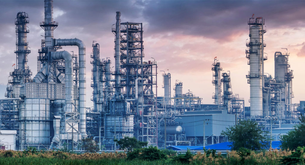 Oil & Gas Industry Solutions - EPCM